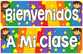 Image result for welcome in spanish kids