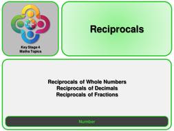 N--Reciprocals.pptx