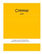 Commas Daily Mini Lessons