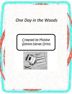 One Day in the Woods Book Unit
