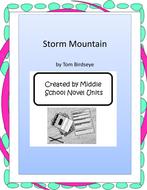 Storm Mountain Book Unit
