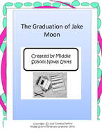 The Graduation of Jake Moon Book Unit