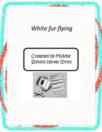 White Fur Flying Book Unit