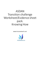 asdan-Transition-Challenge-worksheet-collection.pptx