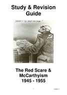 Study-Guide-and-Revision---McCarthyism-and-the-Red-Scare-in-the-USA.docx