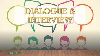 The Dialogue Format