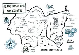 Treasure Island Preschool Lesson Plans