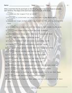 Animals-Sentence-Shapes-Worksheet.pdf