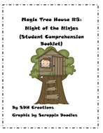 MagicTreeHouse5NightoftheNinjasStudentComprehensionBooklet.pdf