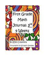 FirstGradeMathJournal3rd9Weeksupdated.pdf