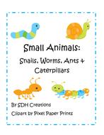 SmallAnimalsGraphicOrganizersChartsCards.pdf