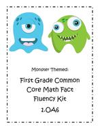 MonsterThemedFirstGradeCommonCoreMathFactFluencyKit.pdf