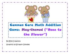CommonCoreAdditionGameadding3numbers1OA6MayThemed.pdf