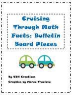 BulletinBoardSetCruisingThroughMathFactscanchangethesubject.pdf