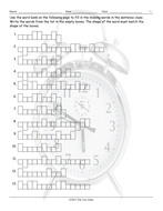 Telling-Time-Word-Shapes.pdf