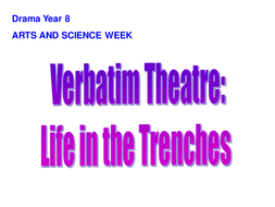Life-In-The-Trenches.ppt