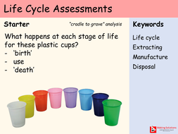 AQA Chapter 10 - Lesson 5 - Life Cycle Assessments.pptx