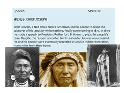 Chief-Joseph-Surrender-Speech--1877-and-Visit-to-Washington-DC--1879.pptx
