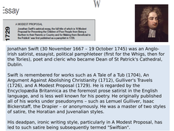 Jonothan-Swift--A-Modest-Proposal-1729.pptx