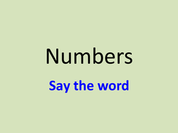 Numbers.pptx