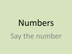 numnber-numerals-words-sequential-2-part.pptx