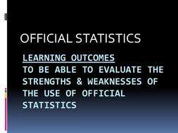 OFFICIAL-STATISTICS.ppt