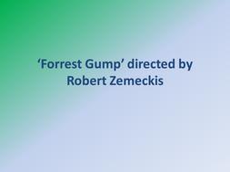 'Forrest Gump' media unit