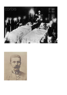 Short Term causes of World War One. Assassination of Franz Ferdinand. Murder Mystery.