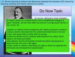 Dr Jekyll and Mr Hyde Revision AQA Shakespeare and the 19th Century Novel (9-1)