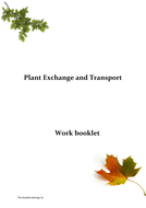Exchange in plants
