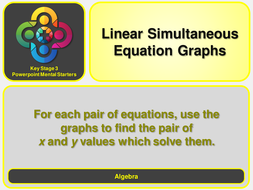 Linear-Simultaneous-Equation-Graphs.pptx