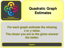 Quadratic-Graph-Estimates.pptx