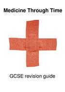 GCSE REvison Guide Medicine