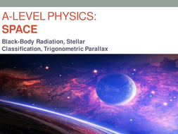 A-Level Physics: Space and Oscillations