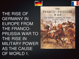 German  Foreign Policy  and Agression as the cause of World War 1
