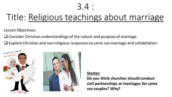 AQA Religious Studies A Christianity Part 2: Thematic Studies