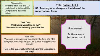 Salem Act 1