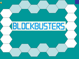 Homeostasis and response Blockbusters game