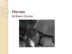 Heroes KS4 PowerPoint