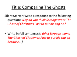 Comparing-The-Three-Ghosts.pptx