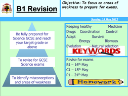 Complete B1 revision PPT