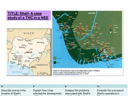 Nigeria TNC in Nigeria