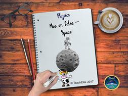 Space AFL Activity