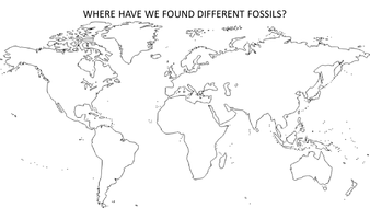 Ks3 geology by ejbarker10 teaching resources tes l8 fossil world mappptx gumiabroncs Choice Image