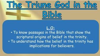 L5-The-Triune-God-in-the-Bible.pptx