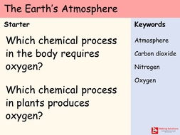 AQA Chapter 9 - Lesson 1 and 2 - The Atmosphere.pptx