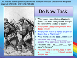 L14.-Bayonet-Charge---Ted-Hughes.ppt