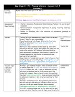 Endurance-lesson-(assessment).doc