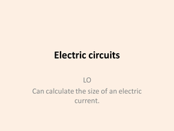 Electric-circuits.pptx