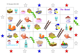 La-nourriture-snakes-and-ladders.doc